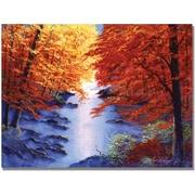 "Trademark Global David Lloyd Glover ""Laguna Niguel"" Canvas Art, 18"" x 24"""
