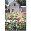 Trademark Global David Lloyd Glover in.Rose Gardenin. Canvas Art, 22in. x 32in.