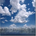 Trademark Global Philippe Sainte Laudy in.Cotton Skyin. Canvas Art, 18in. x 18in.