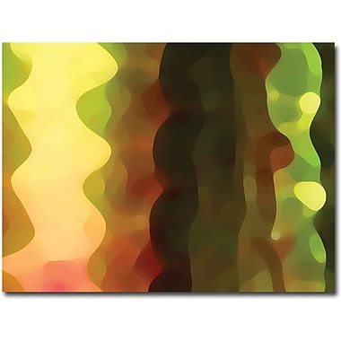 Trademark Global Amy Vangsgard in.Tall Cactus IIin. Canvas Art, 35in. x 47in.