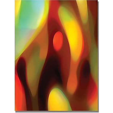 Trademark Global Amy Vangsgard in.Aspiringin. Canvas Art, 35in. x 47in.