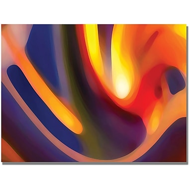 Trademark Global Amy Vangsgard in.Creation of Paradisein. Canvas Art, 35in. x 47in.