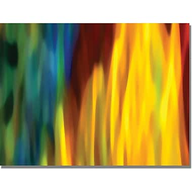 Trademark Global Amy Vangsgard in.Fire and Waterin. Canvas Art, 35in. x 47in.