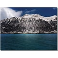 Trademark Global Philippe Sainte Laudy in.Brienz Lake Switzerlandin. Canvas Art, 18in. x 24in.
