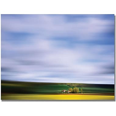 Trademark Global Philippe Sainte Laudy in.Countryside Spotin. Canvas Art, 30in. x 47in.