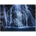 Trademark Global Philippe Sainte Laudy in.Deep Bluein. Canvas Art, 30in. x 47in.
