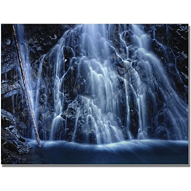 Trademark Global Philippe Sainte Laudy in.Deep Bluein. Canvas Art, 22in. x 32in.