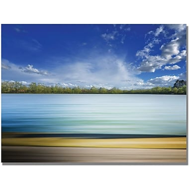Trademark Global Philippe Sainte Laudy in.Linesin. Canvas Art, 30in. x 47in.
