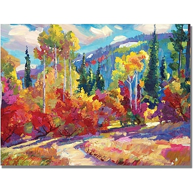 Trademark Global David Lloyd Glover in.The Colors of New Hampshirein. Canvas Art, 24in. x 32in.