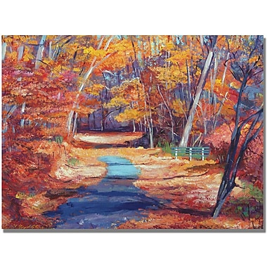 Trademark Global David Lloyd Glover in.The Resting Placein. Canvas Art, 18in. x 24in.