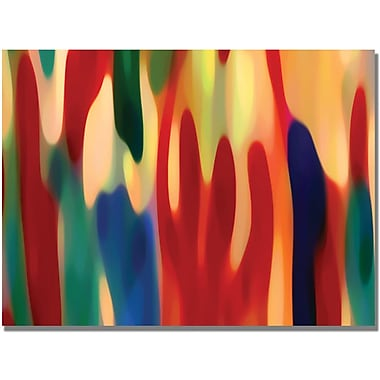 Trademark Global Amy Vangsgard in.Light through Window Boxin. Canvas Art, 35in. x 47in.