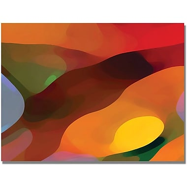 Trademark Global Amy Vangsgard in.Paradise Foundin. Canvas Art, 35in. x 47in.