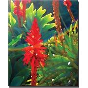 Trademark Global Amy Vangsgard Backlit Aborescnse Canvas Art, 18 x 24