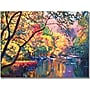 Trademark Global David Lloyd Glover Color Reflections Canvas