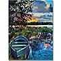 "Trademark Global David Lloyd Glover ""Days End"" Canvas"
