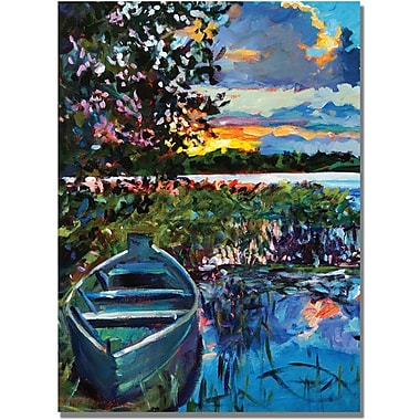 Trademark Global David Lloyd Glover in.Days Endin. Canvas Art, 35in. x 47in.