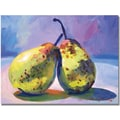 Trademark Global David Lloyd Glover in.A Pair of Pearsin. Canvas Art, 24in. x 32in.