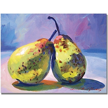 Trademark Global David Lloyd Glover in.A Pair of Pearsin. Canvas Arts