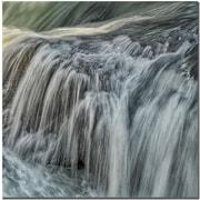 "Trademark Global Philippe Sainte Laudy ""Waterfall in D"" Canvas Art, 14"" x 14"""