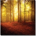 Trademark Global Philippe Sainte Laudy in.The Smell of Autumnin. Canvas Art, 18in. x 18in.