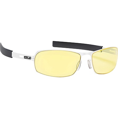 GunnarOptiks Game Technology MLG Phantom Eyewear, Snow Onyx