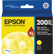 Epson T200XL420 Yellow Ink Cartridge, High-Yield