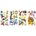 RoomMates® New Super Mario™ Bros. Wii Peel and Stick Wall Decal, 10in. x 18in.