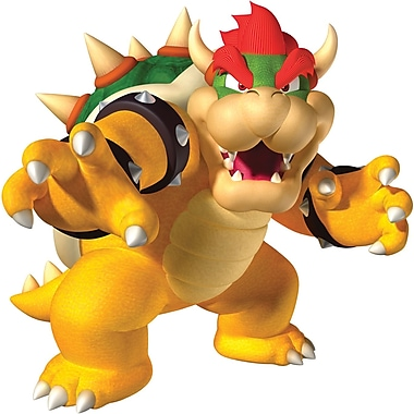 RoomMates® Super Mario™ Bowser Peel and Stick Giant Wall Decal, 27