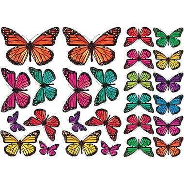 RoomMates® Butterfly 3D Wall Decal, 4 3/4