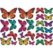 "RoomMates® Butterfly 3D Wall Decal, 4 3/4"" x 10 1/4"""