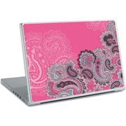 RoomMates® Pink Paisley Peel and Stick Laptop Wear, 10 2/7 H x 14 1/4 W