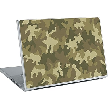 RoomMates® Camouflage Laptop Wear, 10 2/7in. H x 14 1/4in. W