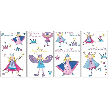 RoomMates® Fairy Princess Peel and Stick Wall Decal, 10