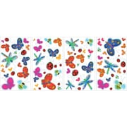 RoomMates® Jelly Bugs Peel and Stick Wall Decal, 10 x 18