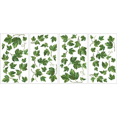 RoomMates® Evergreen Ivy Peel and Stick Wall Decal, 10in. x 18in.