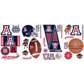 RoomMates® University of Arizona® Peel and Stick Wall Decal, 10in. x 18in.