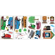 """RoomMates® Thomas and Friends Peel and Stick Wall Decal, 10"""" x 18"""""""