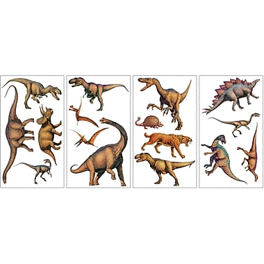 RoomMates® Dinosaur Peel and Stick Wall Decal, 10