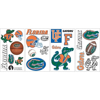 RoomMates® University of Florida® Peel and Stick Wall Decal, 10in. x 18in.