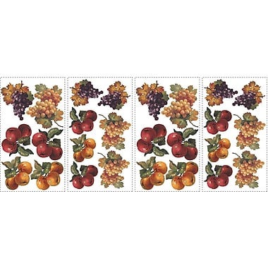 RoomMates® Fruit Harvest Peel and Stick Wall Decal, 10in. x 18in.