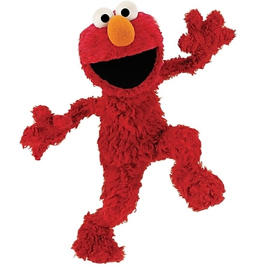 RoomMates® Elmo Peel and Stick Giant Wall Decal, 18in. x 40in.