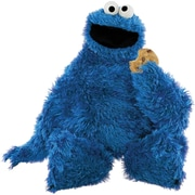 RoomMates® Cookie Monster Peel and Stick Giant Wall Decal, 18 x 40
