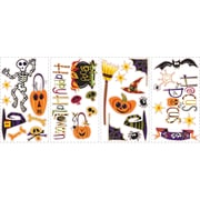 RoomMates® Happy Halloween Peel and Stick Wall Decal, 10 H x 18 W