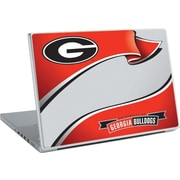 RoomMates® University of Georgia® Peel and Stick Laptop Wear, 10 2/7in. L x 14 1/4in. W x 1/7in. H