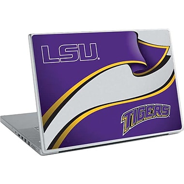RoomMates® Louisiana State University® Peel and Stick Laptop Wear, 14 1/4in. x 10 2/7in.