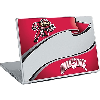 RoomMates® Ohio State Peel and Stick Laptop Wear, 10in. x 18in.