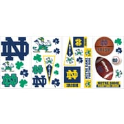 RoomMates® University of Notre Dame® Peel and Stick Wall Decal, 10 x 18
