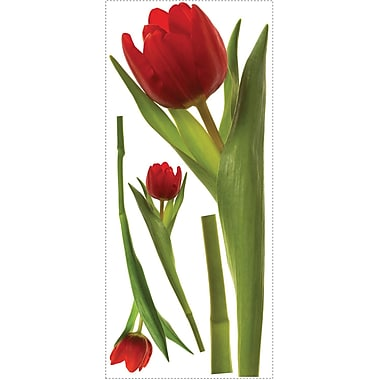 RoomMates® Tulip Peel and Stick Wall Decal, 18