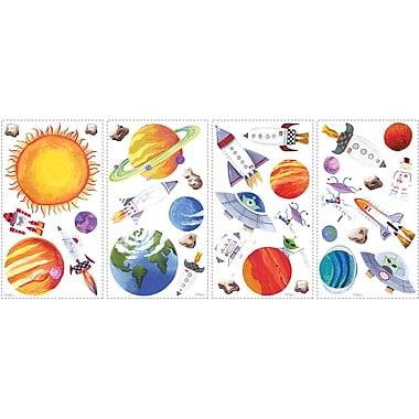 RoomMates® Outer Space Peel and Stick Wall Decal, 10