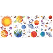 RoomMates® Outer Space Peel and Stick Wall Decal, 10 x 18